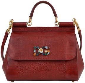 Dolce & Gabbana Sicily Bag - RUBY - STYLE