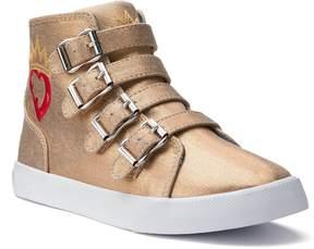 Disney D-Signed Descendants Evie Girls' High Top Sneakers