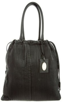 Etro Textured Leather Tote