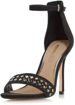 Head Over Heels *Head Over Heels by Dune Black 'Marria' Heeled Sandals