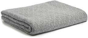 Allude Cross-knIt cashmere blanket