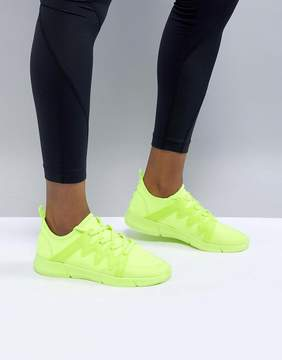Asos 4505 Neon Sneaker