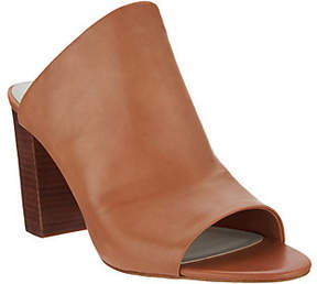 1 STATE Sloan Stacked Heel Mules