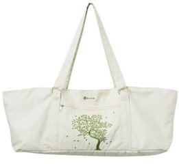 Gaiam Tree of Life Yoga Tote 31592