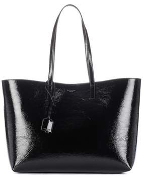 Saint Laurent Patent leather shopper - BLACK - STYLE