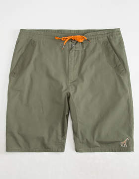 Lrg Happy Camper Mens Shorts