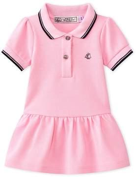 Petit Bateau BABY GIRLS SHORT SLEEVE DRESS