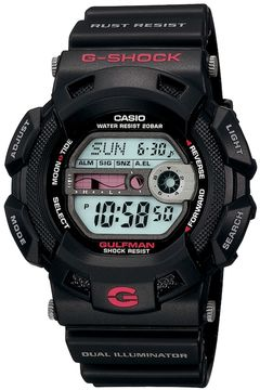 Casio Men's G-Shock Gulfman Digital Chronograph Watch - G9100-1