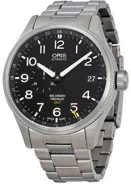 Oris Big Crown ProPilot GMT Automatic Men's Watch 748-7710-4164MB