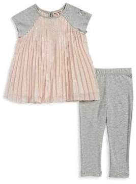 Juicy Couture Little Girl's Two-Piece Tunic and Leggings Set