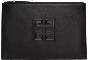 Givenchy Black 4G Pouch
