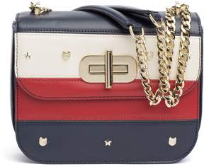Tommy Hilfiger Colorblock Turnlock Crossbody