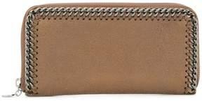Stella McCartney Falabella continental wallet