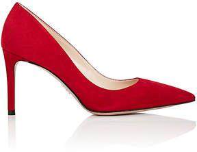 Prada Women's Pointed-Toe Pumps