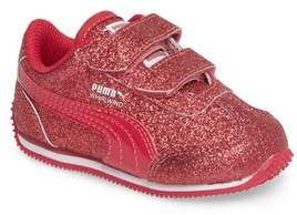 Puma Infant Girl's Whirlwind Glitz Sneaker