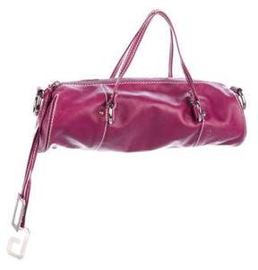 Dolce & Gabbana Leather Mini Duffle Bag