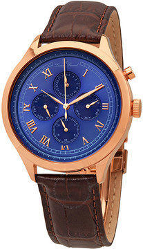 Lucien Piccard Besana Complete Calendar Men's Watch