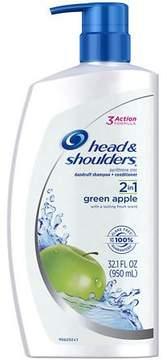Head & Shoulders 2-In-1 Anti-Dandruff Shampoo & Conditioner Green Apple