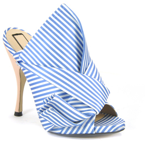 N°21 8254 - Striped Heel Slide