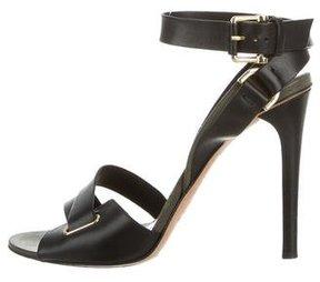 Derek Lam Leather Multistrap Sandals