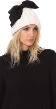 Eugenia Kim Lina Bow Beanie Hat
