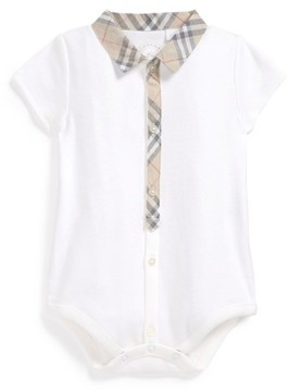 Burberry Infant Boy's Bodysuit