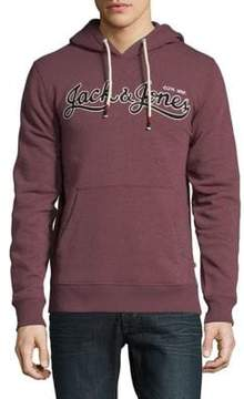 Jack and Jones Long-Sleeve Hoodie