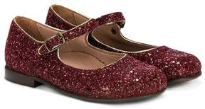 Pépé glitter ballerinas