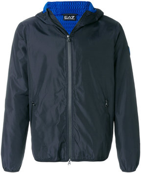Emporio Armani lightweight zipped jacket
