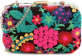 Sam Edelman Embroidered Clutch - Women's