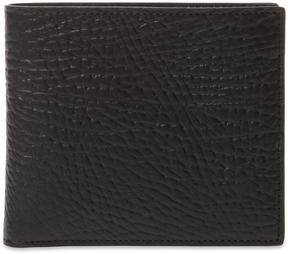 Maison Margiela Men's Textured Bifold Wallet