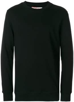 Damir Doma printed rear sweatshirt