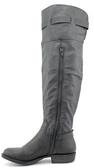 American Rag Womens Ikey Round Toe Over Knee Fashion Boots.
