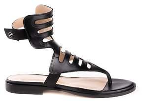 Formentini Perla Amedea Leather Sandal