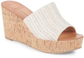 Dolce Vita Women's Barta Wedge Sandals