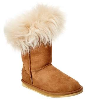 Australia Luxe Collective Women's Foxy Suede Short Boot.