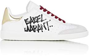 Isabel Marant Women's Bryce Leather & Suede Sneakers