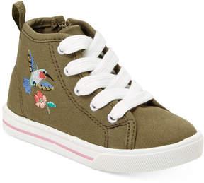 Carter's Ginger Chambray Sneakers, Toddler & Little Girls (4.5-3)
