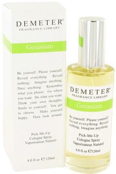 Demeter by Geranium Cologne Spray for Women (4 oz)