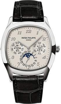 Patek Philippe Grand Complications Silver Dial Automatic Men's Watch