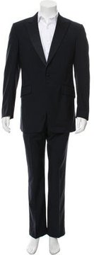 Dunhill One-Button Wool Tuxedo