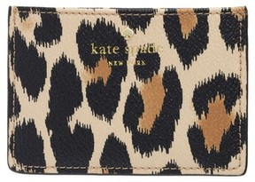 Kate Spade Women's Hyde Lane Card Holder - Brown - BROWN - STYLE
