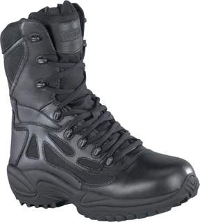 Reebok Work Men's Rapid Response RB RB8875 Stealth 8' Tactical Boot