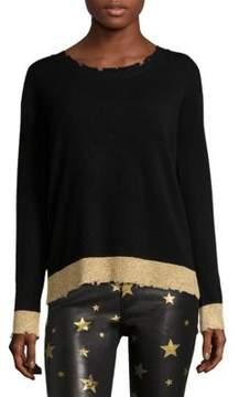 RtA Charlotte Knit Cashmere Sweater