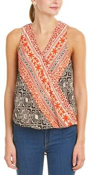 Eight Sixty Crossover Blouse.