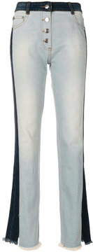 Each X Other two-tone jeans