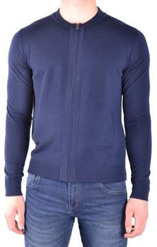Hosio Men's Blue Sweatshirt.