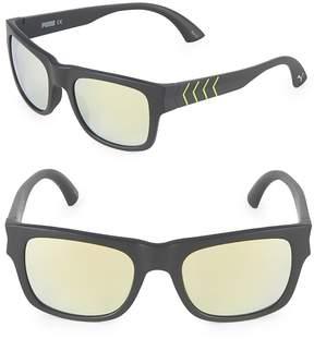 Puma Women's 53MM Square Sunglasses