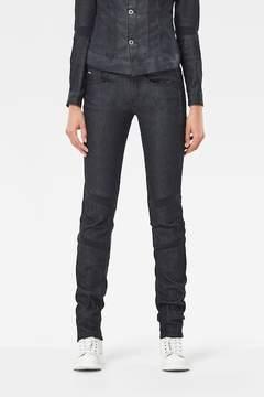 G Star Motac Deconstructed Mid Skinny Jeans