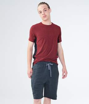 Aeropostale Solid Lounge Shorts